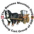 The Bernese Mountain Dog Working Cart Group of GB
